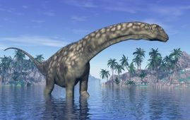 dinosaurio Argentinosaurus