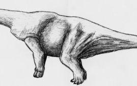 Argyrosaurus dinosaurio