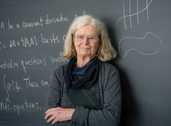Karen Uhlenbeck premio nobel matematicas