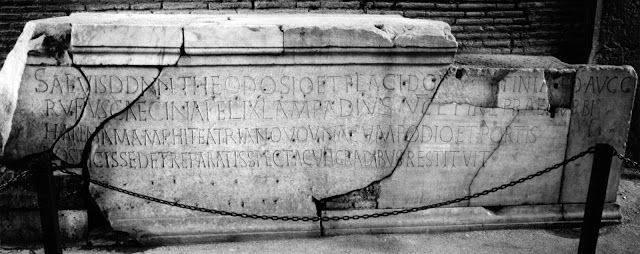 inscripcion restauracion coliseo