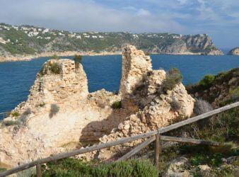 recuperacion del castell de la granadella