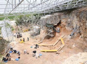 excavaciones cueva fantasma atapuerca