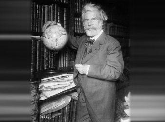 Camille Flammarion biografia