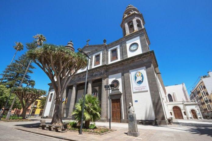 catedral de san cristobal de la laguna