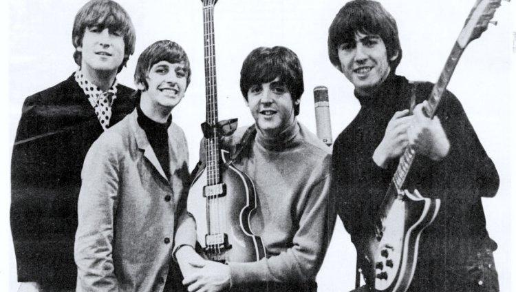 beatles  Los orígenes del Rock the beatles