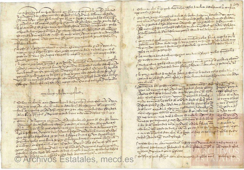 carta sebastian elcano carlos i