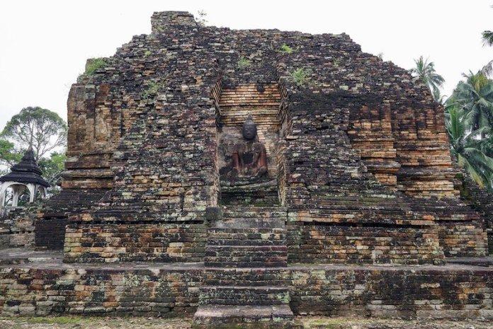templo imperio Srivijaya