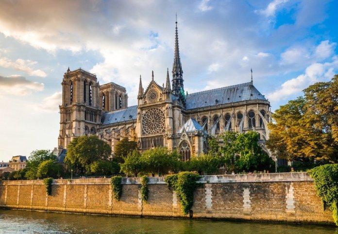 gotico catedral notre dame