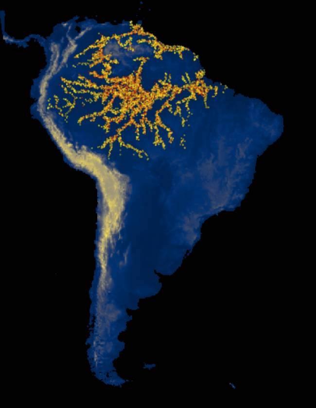 expansion culturas neoliticas amazonia