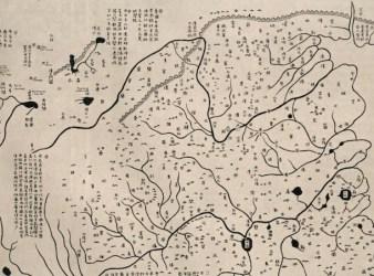 mapa gran muralla