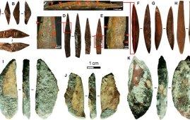 puntas de flecha y arco en Sri lanka