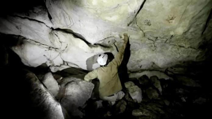 manos 1200 años cueva mexico