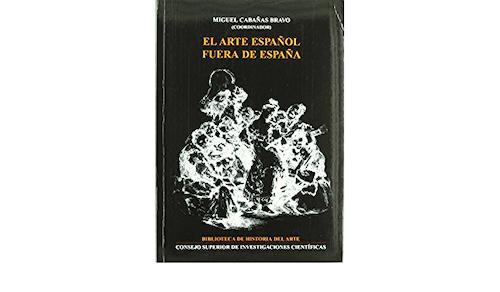 portada El arte español fuera de España