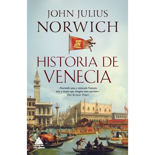 portada historia de venecia John Julius Norwich