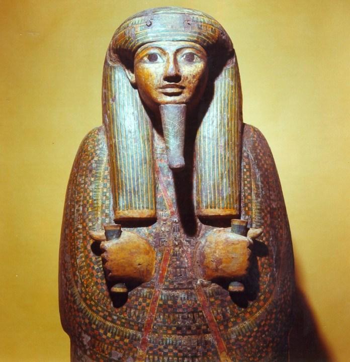 momia egipto Ankhekhonsu