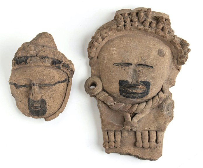 objetos arqueologicos mexico a subasta en roma