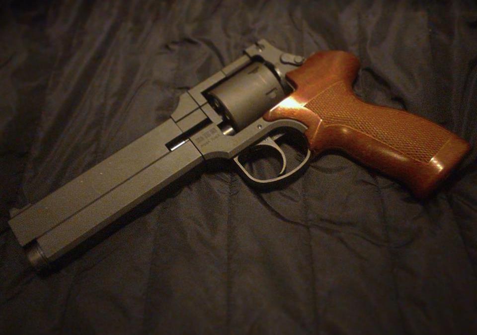 Marushin Mateba Revolver