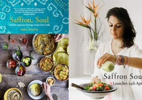 Saffron Soul by Mira Manek