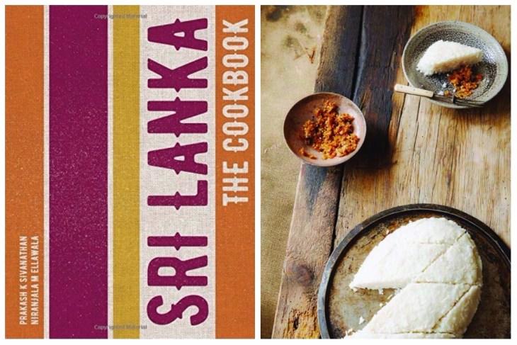 Sri Lanka The Cookbook