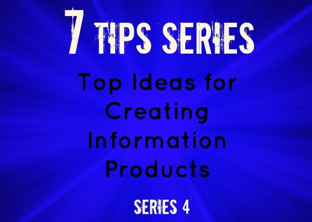 ideas on how to create a product