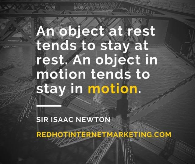 quote-newton -motion