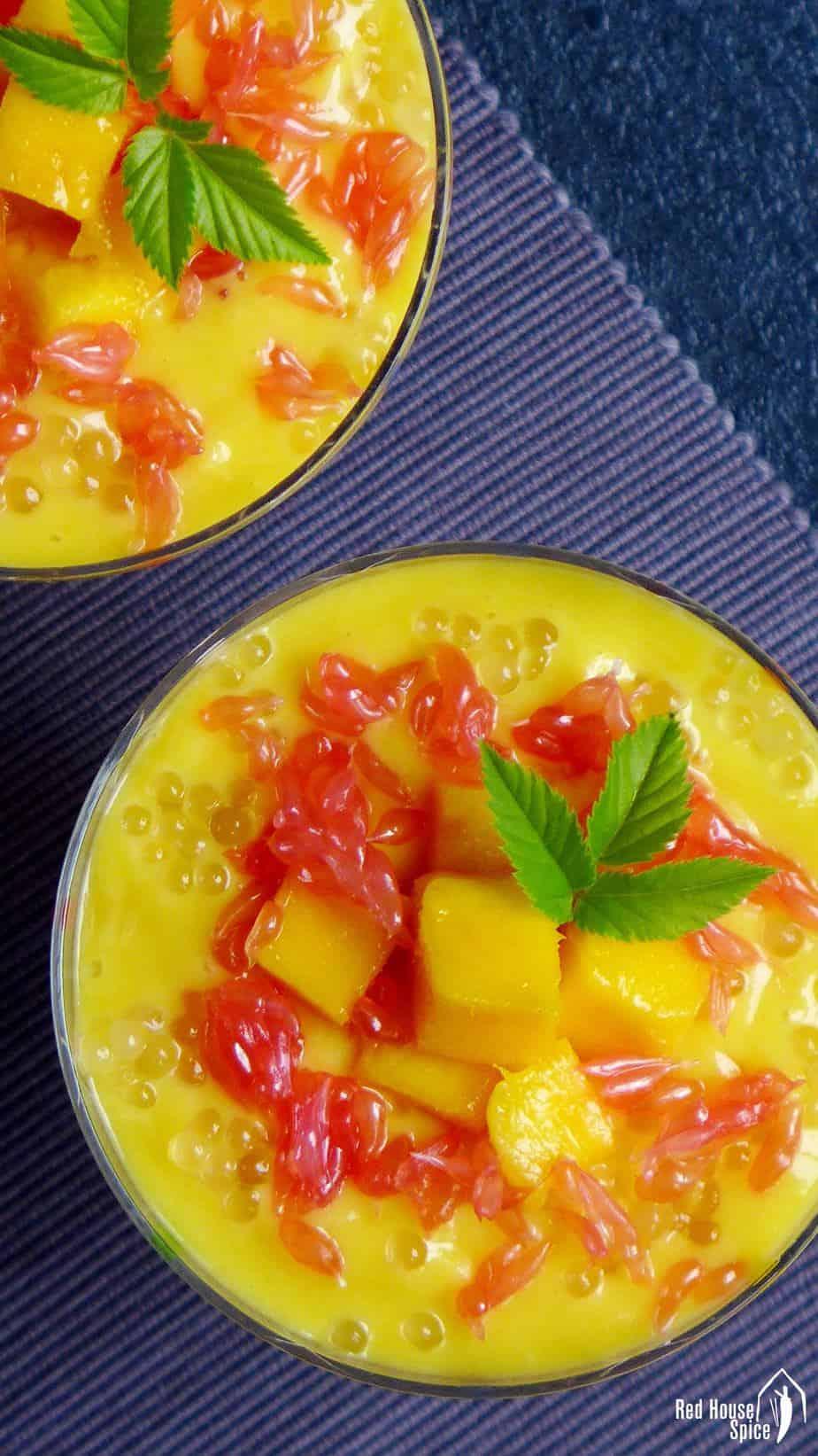 Style at home magazine uk recipes for mango.
