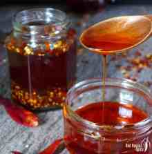 Chinese chilli oil