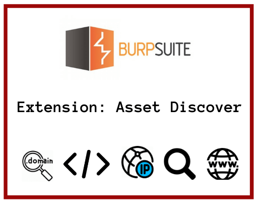 BurpSuite Extension – Asset Discover [Tool Release]