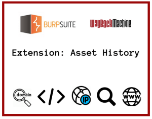 Extension Asset History