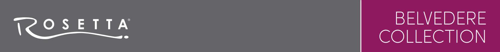 Rosetta Belvedere Banner