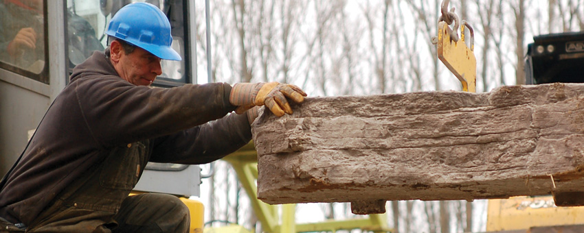 Rosetta Machine Set Walls & Outcroppings Installation