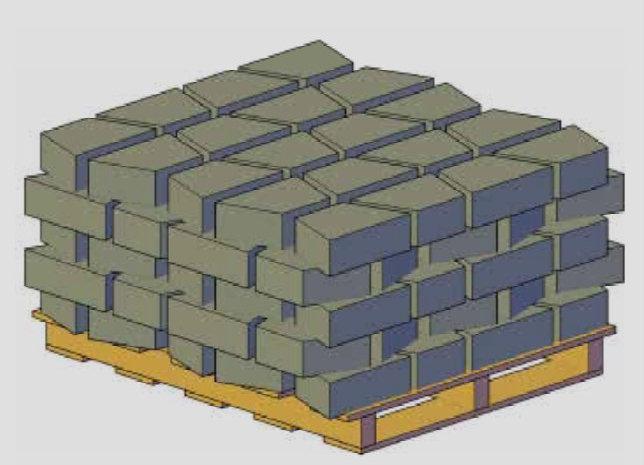 Rosetta_Dimensional_wedge_pallet