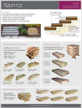 Rosetta Step Collection