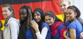 Image result for germany african refugees