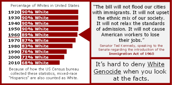White Genocide: racist conspiracy theory or inconvenient truth ...
