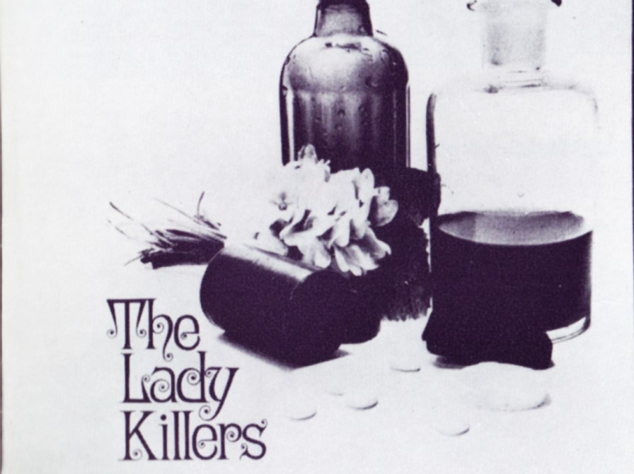 Brian Morris - Promotion slide for 'The Lady Killers'