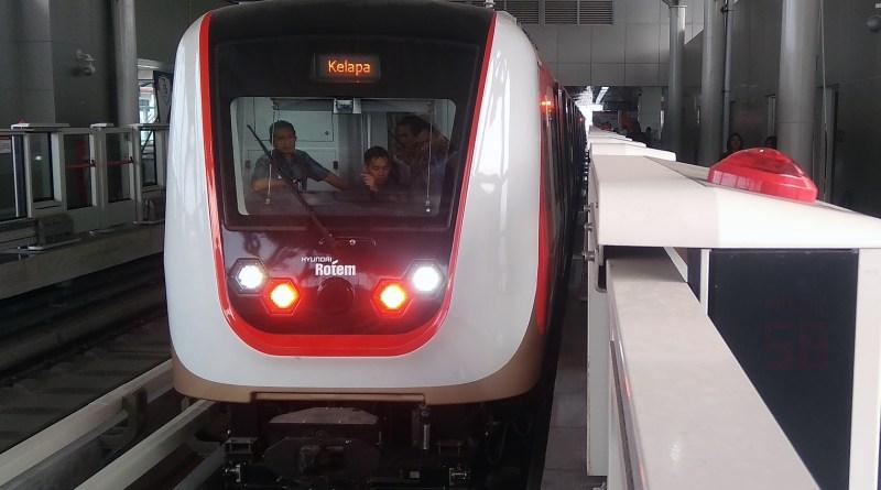 Pemprov DKI Akan Bangun Jalur LRT Pulogadung – Kebayoran, MRT Jakarta Fase 3 Terancam