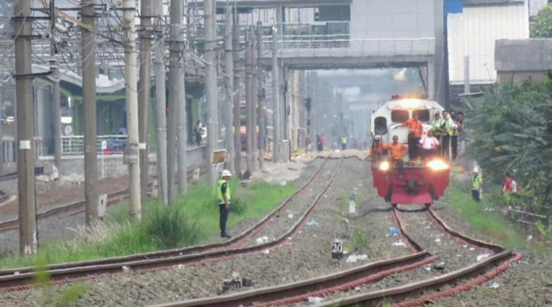 DJKA Prediksi Pembangunan Jalur Kereta Api Tak Capai Target RIPNAS