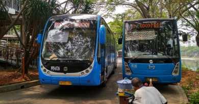 Selamat Berdinas Armada Transjakarta Zhongtong Operator Perum PPD!