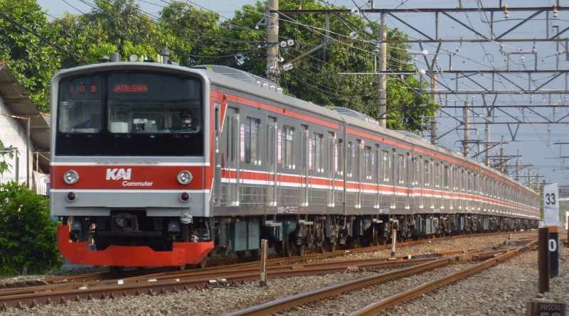 KRL seri 205 tanpa teralis
