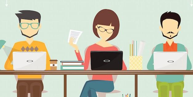 Un mundo sin jefes: una guía para ser freelance