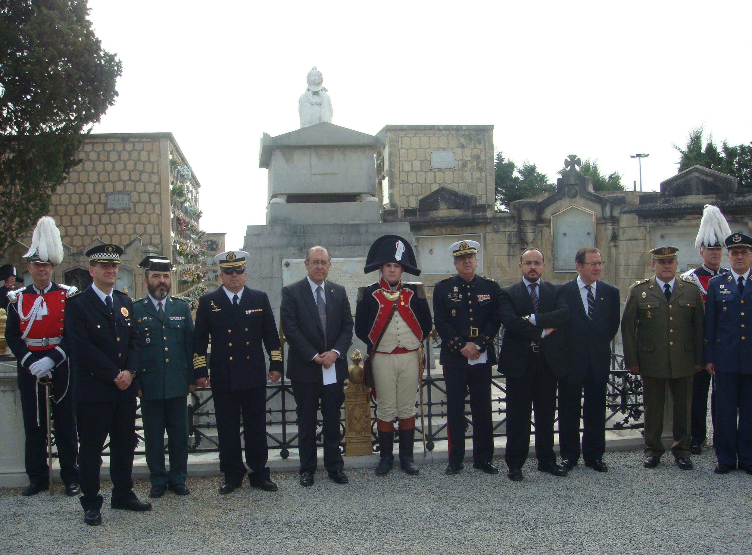 homenaje_general_reding_tarragona_2009