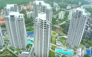construction video for capitaland