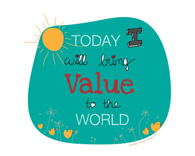 bring value