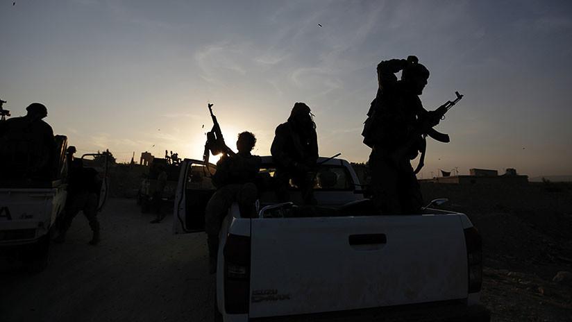 Video: Cruel duelo de francotiradores en Siria