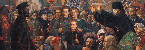 smashing_of_the_church_at_easter_night_ilya_glazunov.png