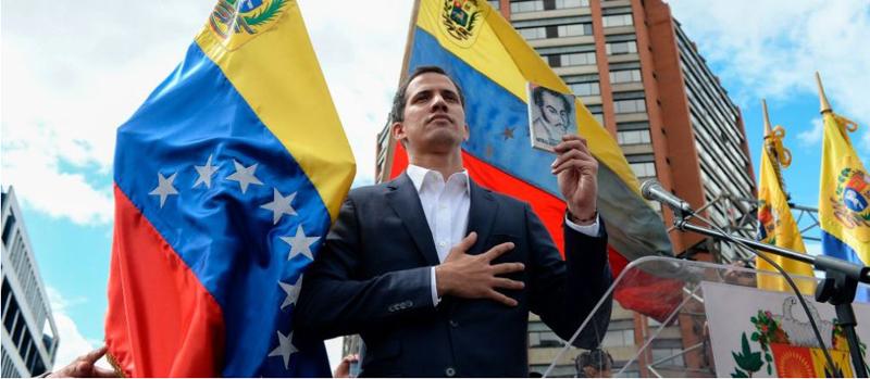 DOSSIER: La creación de Juan Guaidó