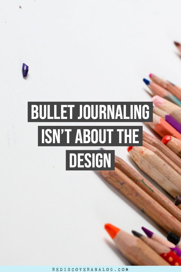 You Don't Have to Be Creative To Start a Bullet Journal