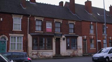 Outside shot of The Turf Tavern pub 2016