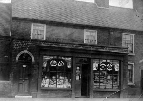 High Street Shop